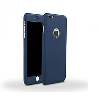 Galaxy Studio Front Back Case for Ipaky cover for   6/6s (Blue)