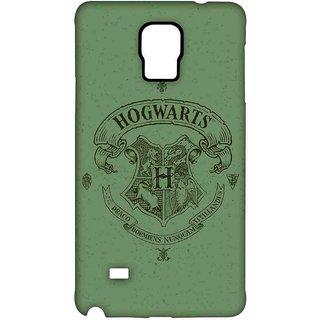 Hogwarts Crest  - Sublime Case For Samsung Note 4