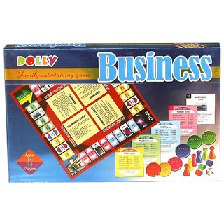 Dolly Business Family Entertaining Game