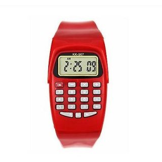 Apple Shape calculator watch for Kids