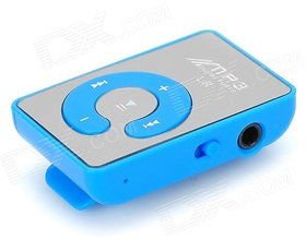 MP3 Player With Earphones Data cable with memory card support upto 32GB