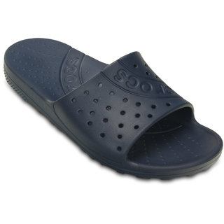 a38d4b95a Buy Crocs Men Blue Slippers Online   ₹1995 from ShopClues