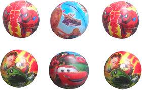 DDH Mix Soft Balls set of 6