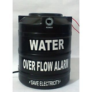Electrical Water Tank Over Flow Alarm With Voice Sound