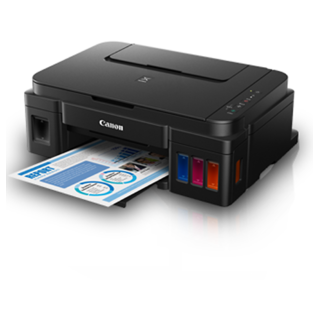Canon PIXMA G2000 Multi-Function Inkjet Printer