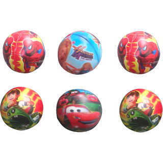 DDH Mix Soft Balls set of 6