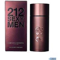 Carolina Herrera 212 Men EDT Perfume (For Men) - 100 Ml