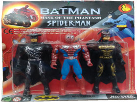 DDH Super Hero Action Figure 3 in 1