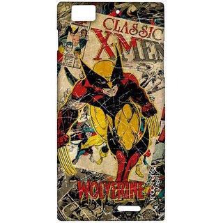 Lucky Flip Cover Flip Case Book Cover For Lenovo K900. Source · Comic Wolverine -