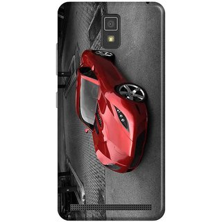 brand new 9a767 cf538 Bhishoom Designer Printed Hard Back Case Cover For Lenovo A6600 Plus