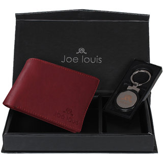 Joe Louis Multicolour Leather Gift Set