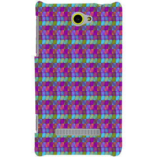 Print Masti Artistic Painting Of Colorful Horse Design Back Cover For HTC Windows Phone 8S :: HTC 8S
