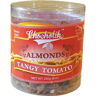 Almonds Tangy Tomato 250gm - Chocholik Dry Fruits