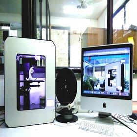 #1 High Preciscion 3D Printer for makers (PLA 1.75mm) S150