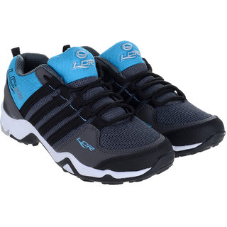 Lancer Men's Blue & Gray Running Shoes