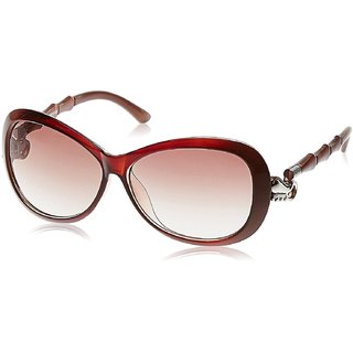 Rockford RF-121-C5 Brown Butterfly Sunglasses