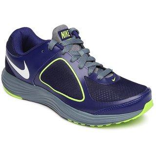 Nike Men Dark Blue Emerge 3 Running Shoes