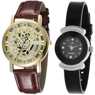Combo Of 2 Designer Analog Watch For Girls And Boys