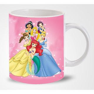 Snooky Disney Princess Digital Print Ceramic Mug Td12578