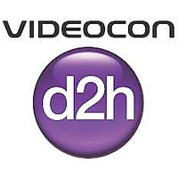 Videocon D2h SD Set Top Box + 1 Month South Silver (South) FREE