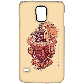 House Of Gryffindor  - Sublime Case For Samsung S5