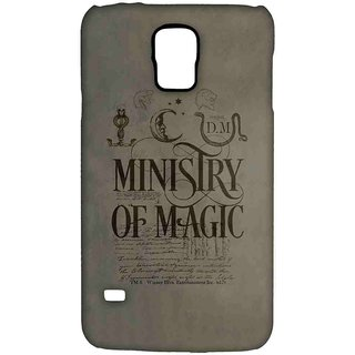 Ministry Of Magic  - Sublime Case For Samsung S5