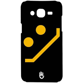 KR Yellow Smiley - Sublime Case For Samsung On7 Pro