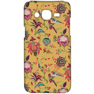 Payal Singhal Chidiya Mustard - Sublime Case For Samsung On7 Pro