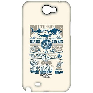 Surfbuds - Sublime Case For Samsung Note 2