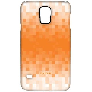 Pixelated Orange - Sublime Case For Samsung S5