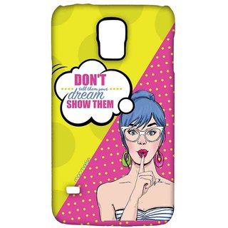 Miss Smarty Pants - Sublime Case For Samsung S5