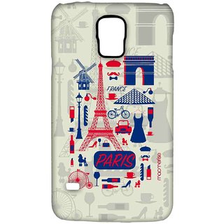 City Of Paris - Sublime Case For Samsung S5
