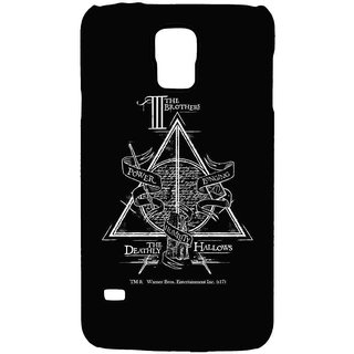 The Deathly Hallows  - Sublime Case For Samsung S5