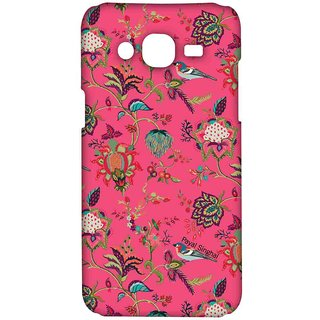 Payal Singhal Chidiya Pink - Sublime Case For Samsung On7 Pro