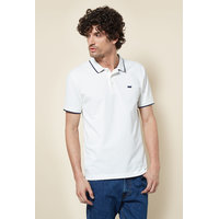 Levis White Polo T-shirts for Men