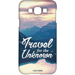 Travel For The Unknown - Sublime Case For Samsung Grand Max