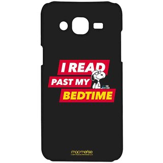 I Read Past Bedtime  - Sublime Case For Samsung On7 Pro
