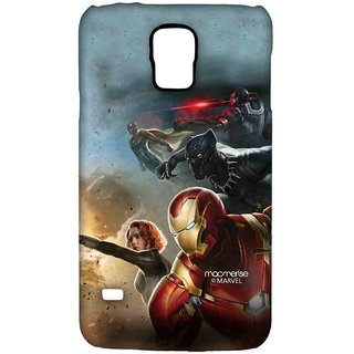 Team Ironman - Sublime Case For Samsung S5