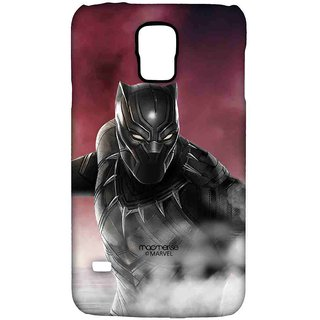 Team Red Black Panther - Sublime Case For Samsung S5