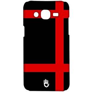 KR Red Checks - Sublime Case For Samsung On7 Pro
