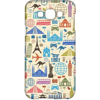 Travel Lover - Sublime Case For Samsung Grand Max