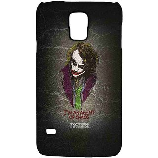 Agent Of Chaos - Sublime Case For Samsung S5