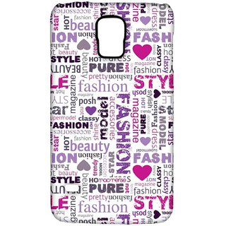 Fashion Mashup - Sublime Case For Samsung S5