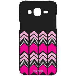 Colourblock Cheveron - Sublime Case For Samsung On7 Pro