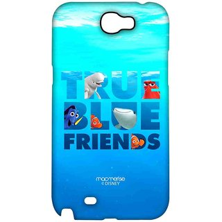 True Blue Friends - Sublime Case For Samsung Note 2