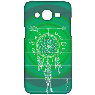 Free Spirit Green Teal - Sublime Case For Samsung On7 Pro