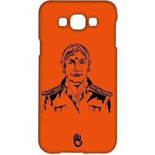 KR Mother Orange - Sublime Case For Samsung Grand Max