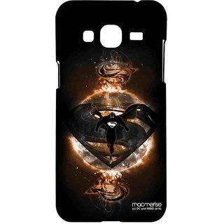 Superman Rage - Sublime Case For Samsung J3 (2016)