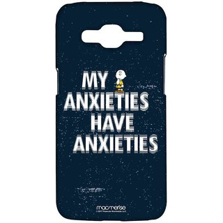 Anxieties Issue  - Sublime Case For Samsung J2 Prime