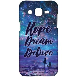 Hope Dream Believe - Sublime Case For Samsung J2